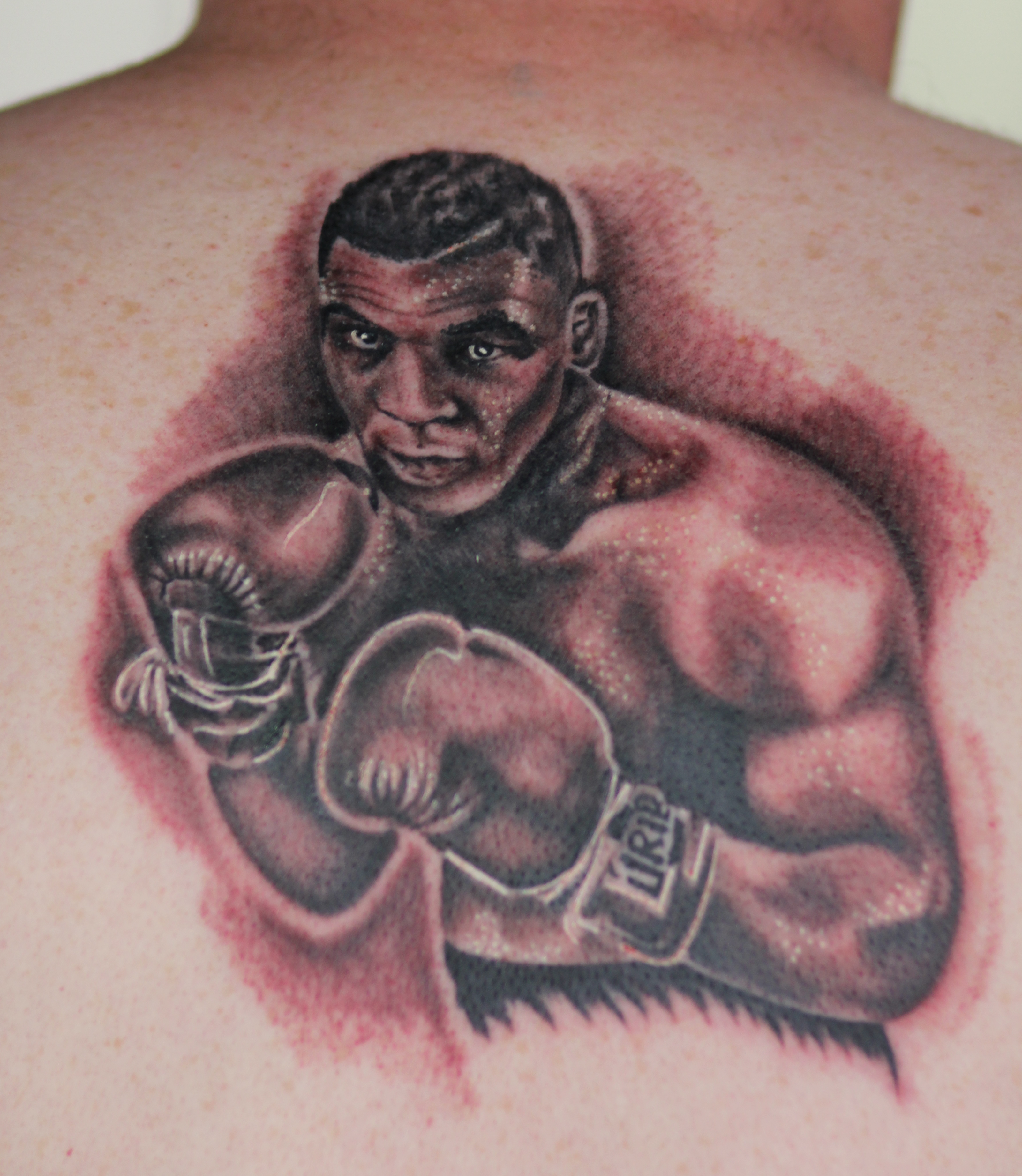 2b875c5049c2e Irish Street Tattoo Iron Mike Tyson. | IRISH ST TATTOO