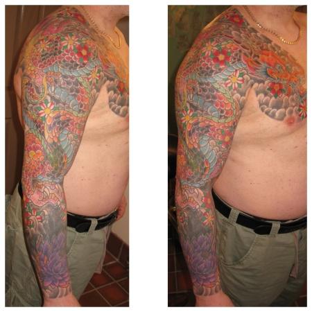 liverpool dragon tattoo