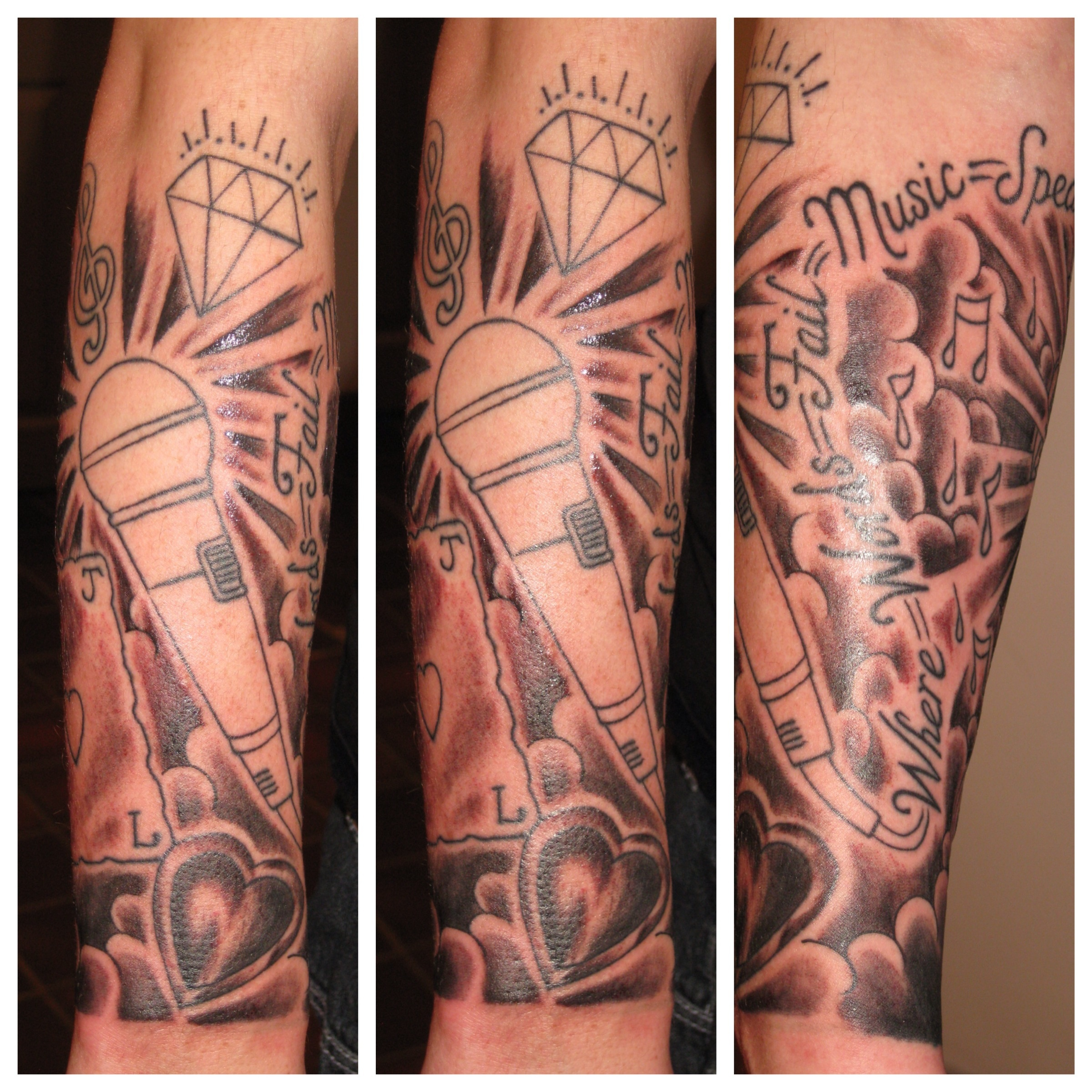 sleeve started st