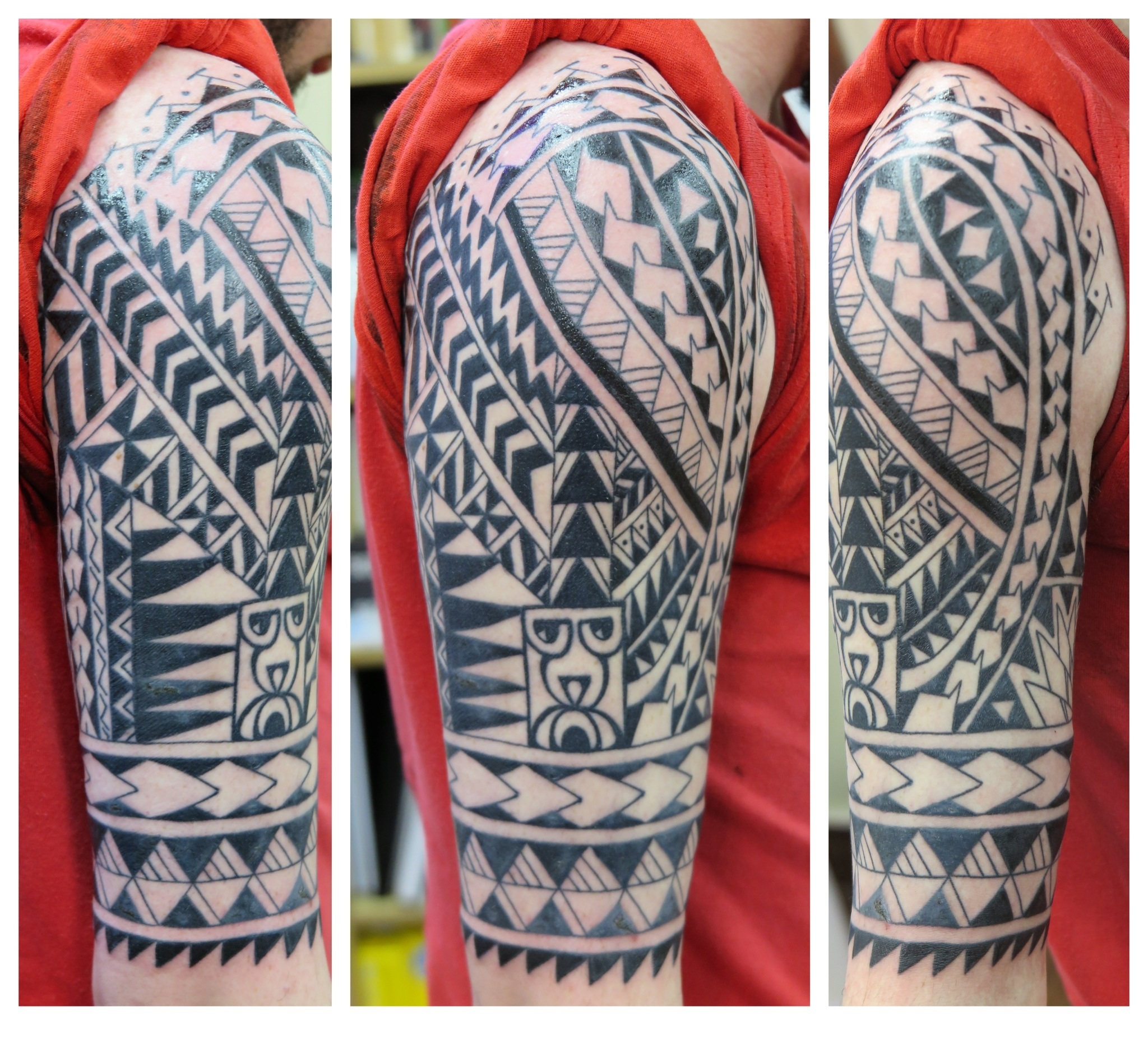 newcastle tattoo images studio tribal 2015 st january on tribal 29 tattoo by tattoo sleeve street irish