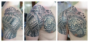 polynesian tattoo irish street belfast downpatrick killyleagh